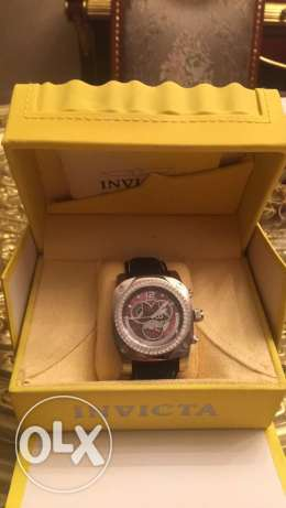 new invicta watch with box