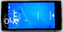sony z5 high copy with charger 8gb com 8mb ram 1gb