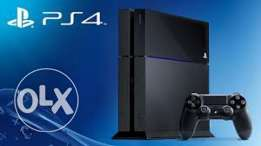 brand new play station 4 (1 TB) with 3 years warranty