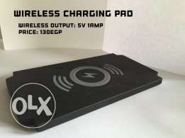 Wireless Charging Pad(Wireless Charger) شاحن لاسلكي