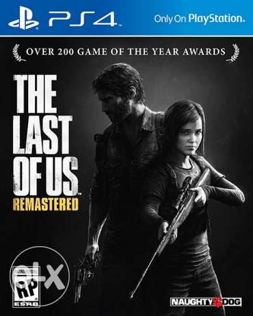 last of us PS