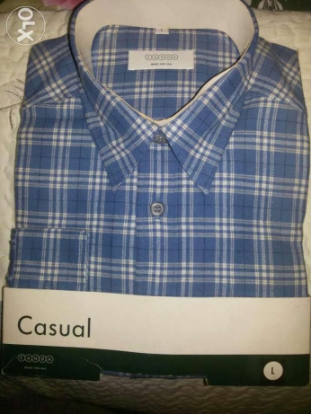 Canada C&A Casual Cotton Shirt