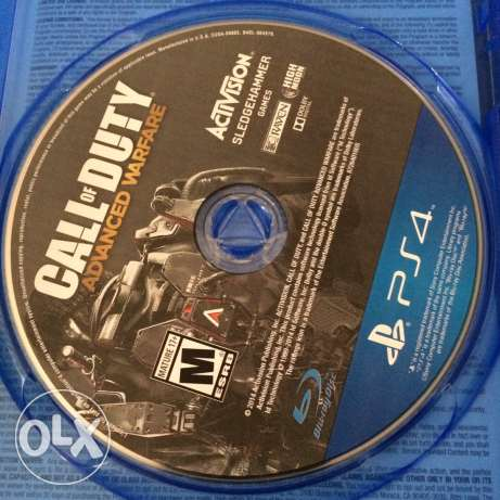 Call Of Duty : Advanced Warfare for ps4