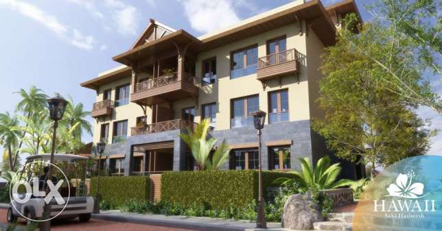 2 bedroom apartment in Sahl Hasheesh with installment over 5 years