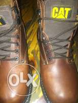 NEW caterpillar second shift steel toe for immediate purchase
