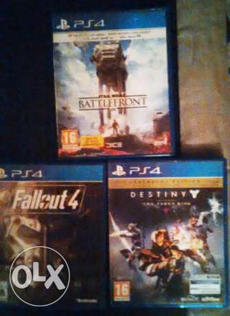 PS4 games for sale مصر الجديدة -  1