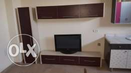 New tv wall unit