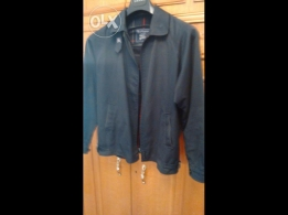 Original burberry jacket made in London (size small) جاكيت أصلي