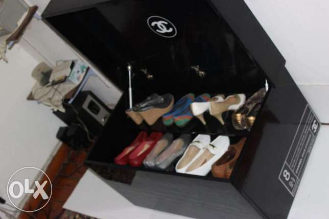 Chanel Shoe Box Storage الإسكندرية -  6