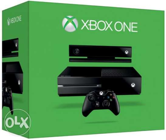 xbox one 1 T with kinect المعادي -  1