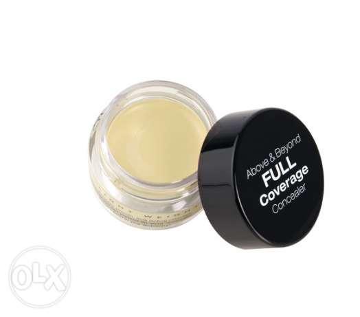 NYX Concealer In A Jar - Yellow