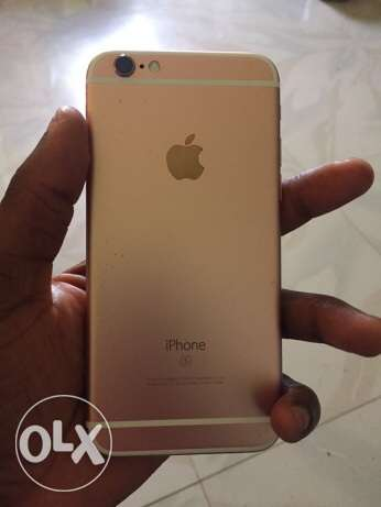 iphone 6s 64 gb Gold Mint condition ايفون لوران -  2
