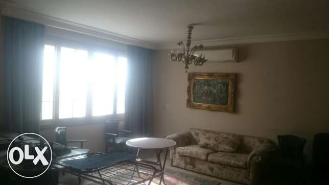 Apartment for rent in West golf غرب الجولف