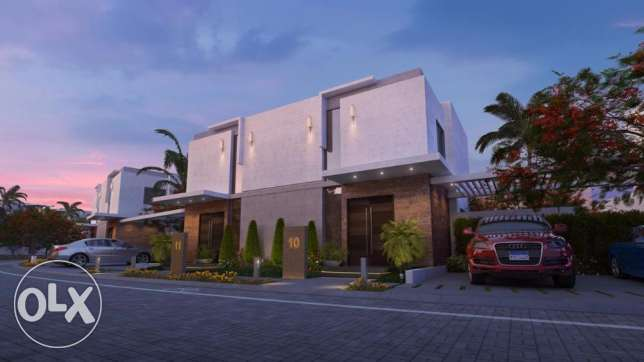 chalet 2 bedrooms with sea view