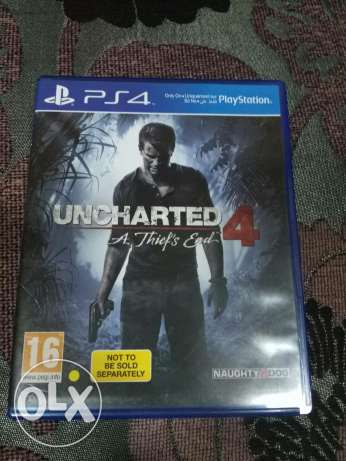 Uncharted 4 Arabic collection