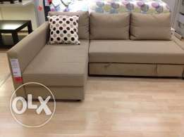 corner sofa bed ikea كنبه كورنر