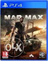 Mad max like new for trade or sale for 300 Egp