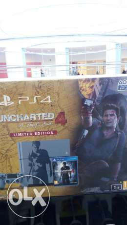 Sony PlayStation 4 1T limited Edition