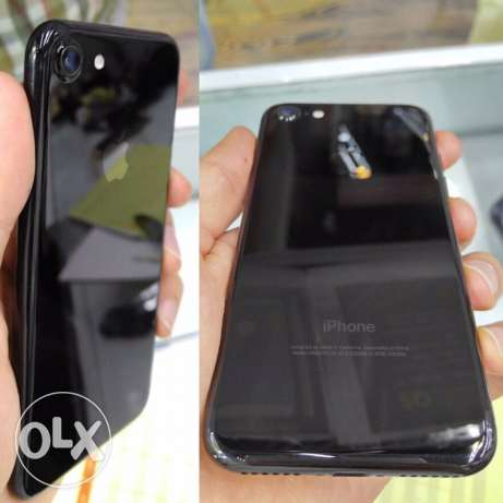 iPhone 7 jet black 128g