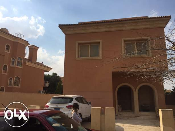 Perfect opportunity fully finished villa in Stella New Cairo