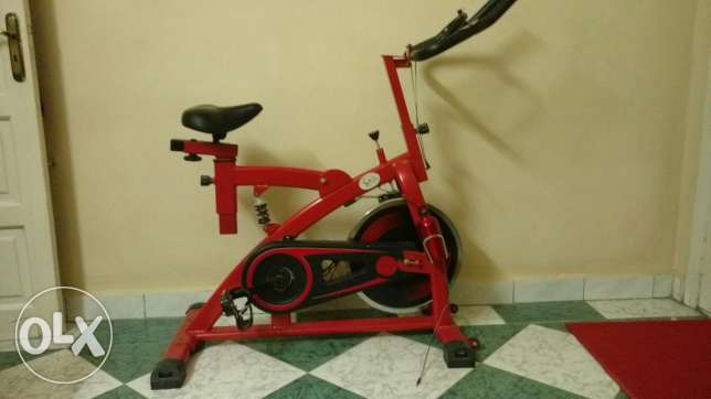 exercise bike fitness bike