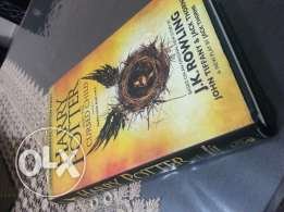 Harry Potter And The Cursed Child (Original Book)