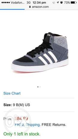 adidas sport shoes from london