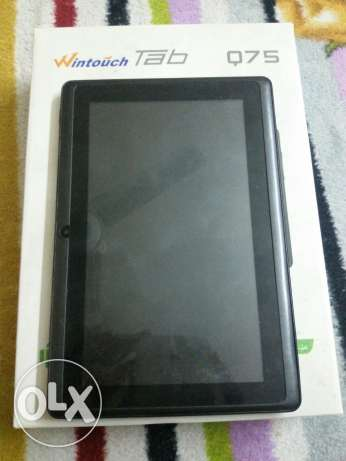 Wintouch tab Q75