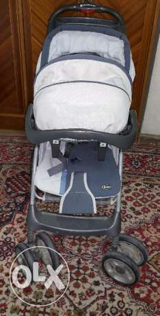 Juniors Stroller & Car Seat مدينة نصر -  4