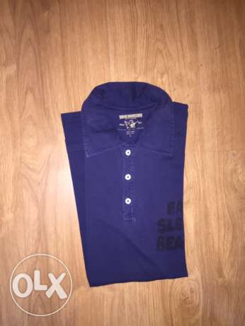 True Religion Dark Blue Polo-Shirt