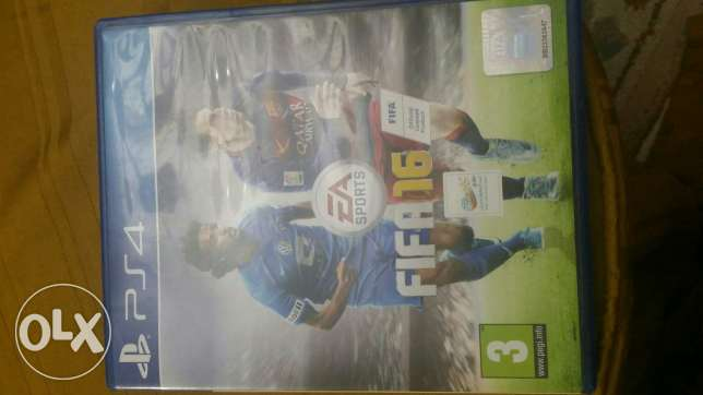 Fifa 16 for sale ps4