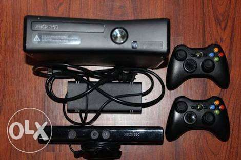 Xbox 360 250 gb excellent condition اكس بوكس