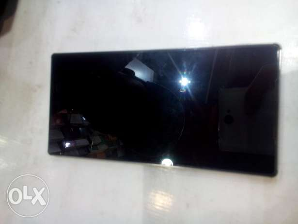 Sony Xperia Z premium Dual sim 32 GB 4G LTE Black like NEW رمسيس و امتداد رمسيس -  2