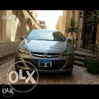 opel astra 2014 for sale
