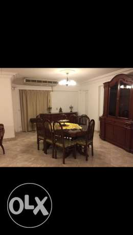 Fully furnished apartment for sale in Nasr city