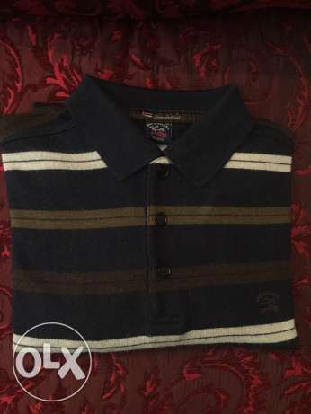 Paul and Shark original pullover size XXXL made in ITALY