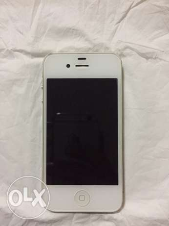 iphone 4s, 16g ,white
