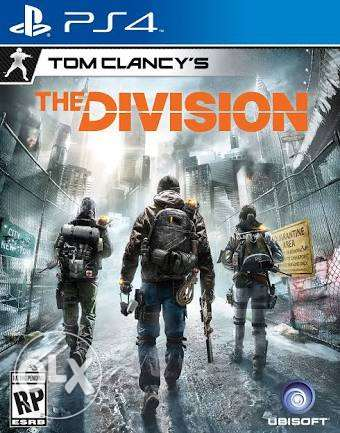 The Division Arabic Edition Ps4 PlayStation 4