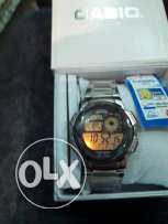casio watch new and original
