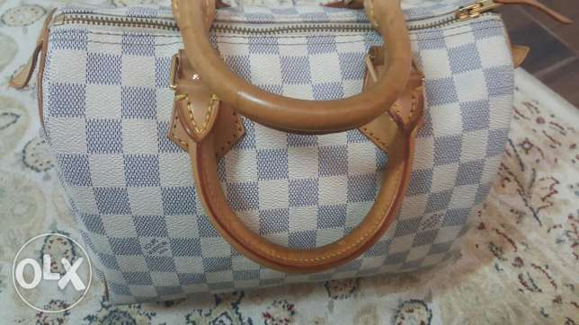 Original LV speedy 25 as new مدينة نصر -  1