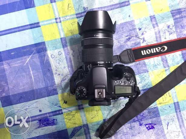 canon 70D+18-135mm+battery grib+accessories وسط القاهرة -  4