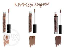 Nude looks from nyx lingerie