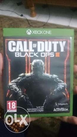 Call of duty black ops 3 for trade المعادي -  1