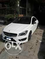 CLA 200 Amg Night Package 2015