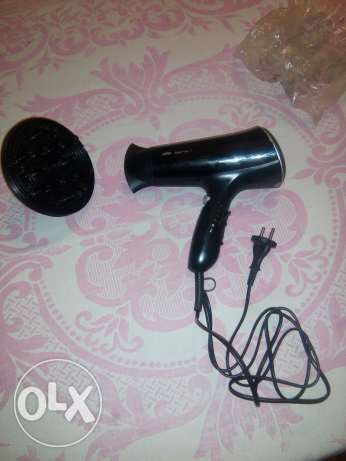 Hair dryer ( braun satin hair 3 )