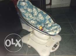 electric motion infant seat