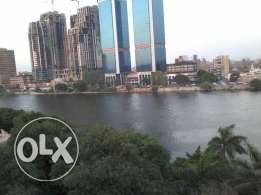 unfurnished nile view office at zamalek 6 bedrooms 200m