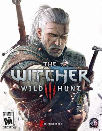 The Witcher 3 Arabic/English PS4 الزقازيق -  1