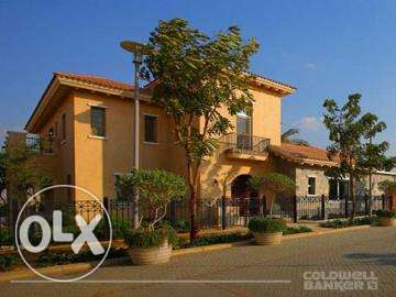 Villa located in New Cairo for sale Up Town Cairo
