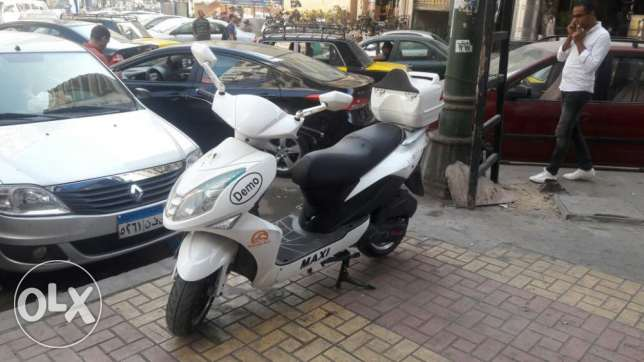 maxi scooter used 10000 L.E الإسكندرية -  1